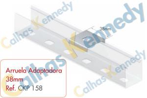Acessórios para Perfilados - Arruela Adaptadora 38mm