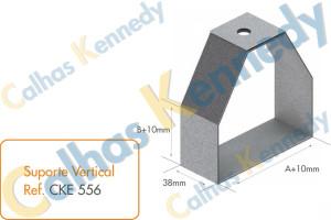 Acessórios para Eletrocalhas - Suporte Vertical